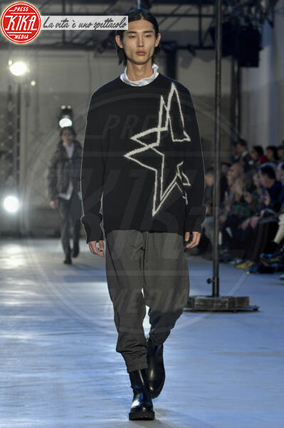 Milano Moda Uomo, sfilata N21 - Milano - 12-01-2020 - Milano Moda Uomo: la passerella di N21