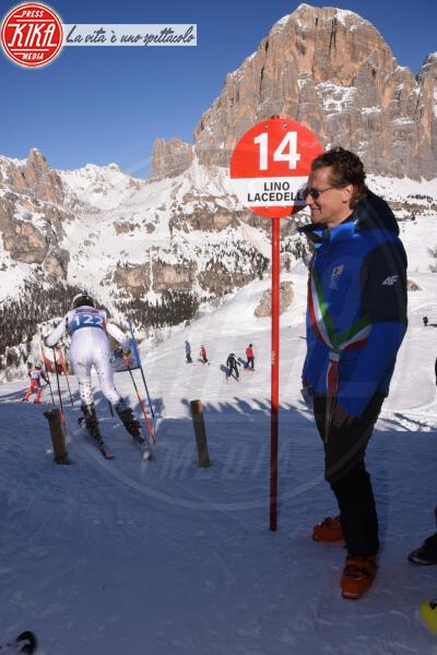 Gianpietro Ghedina - Cortina - 12-01-2020 - Cortina, inaugurato il nuovo tracciato Lino Lacedelli