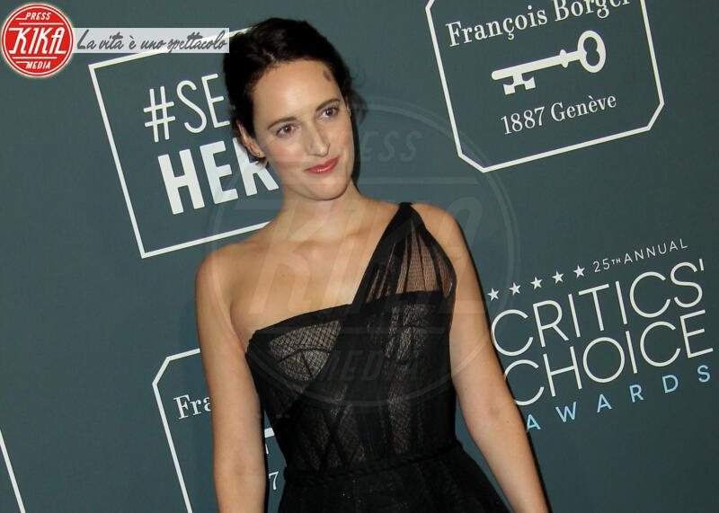 Phoebe Waller-Bridge - Los Angeles - 13-01-2020 - Critics' Choice Awards 2020: gli stilisti sul red carpet
