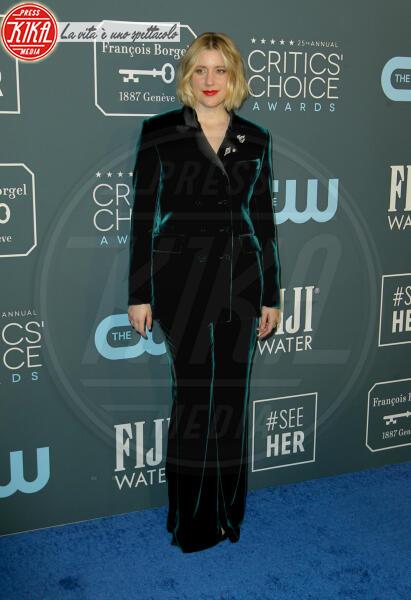 Greta Gerwig - Los Angeles - 13-01-2020 - Critics' Choice Awards 2020: gli stilisti sul red carpet