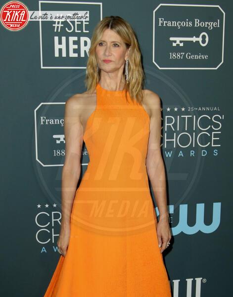 Laura Dern - Los Angeles - 13-01-2020 - Critics' Choice Awards 2020: gli stilisti sul red carpet