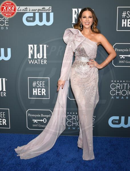 Kate Beckinsale - Santa Monica - 12-01-2020 - Critics' Choice Awards 2020: gli stilisti sul red carpet