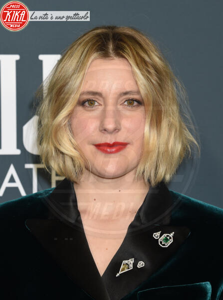 Greta Gerwig - Santa Monica - 12-01-2020 - Critics' Choice Awards: Anne Hathaway, guardatela negli occhi!