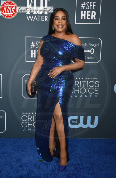 Niecy Nash - Santa Monica - 12-01-2020 - Critics' Choice Awards: Anne Hathaway, guardatela negli occhi!