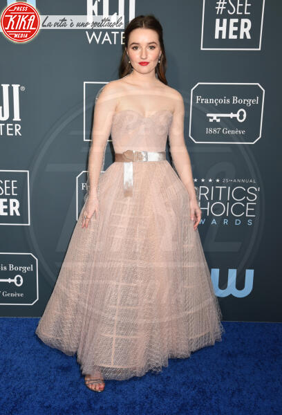 Kaitlyn Dever - Santa Monica - 12-01-2020 - Critics' Choice Awards: Anne Hathaway, guardatela negli occhi!