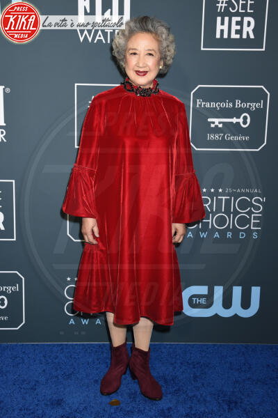 Zhao Shuzhen - Santa Monica - 12-01-2020 - Critics' Choice Awards: Anne Hathaway, guardatela negli occhi!