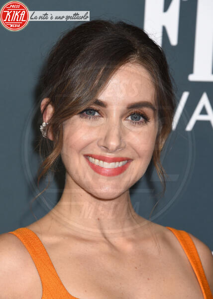 Alison Brie - Santa Monica - 12-01-2020 - Critics' Choice Awards: Anne Hathaway, guardatela negli occhi!