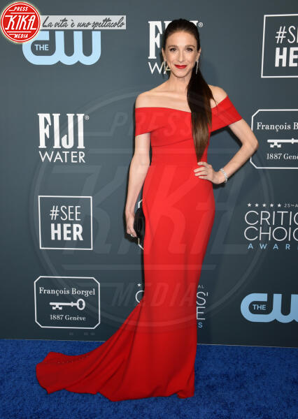 Marin Hinkle - Santa Monica - 12-01-2020 - Critics' Choice Awards: Anne Hathaway, guardatela negli occhi!