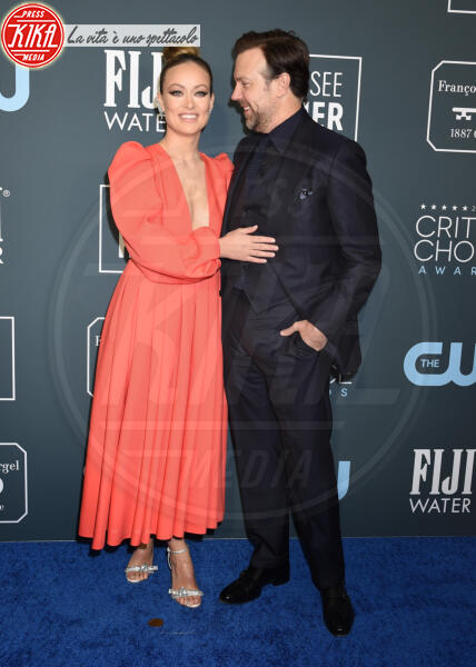 Jason Sudeikis, Olivia Wilde - Santa Monica - 12-01-2020 - Critics' Choice Awards: Anne Hathaway, guardatela negli occhi!