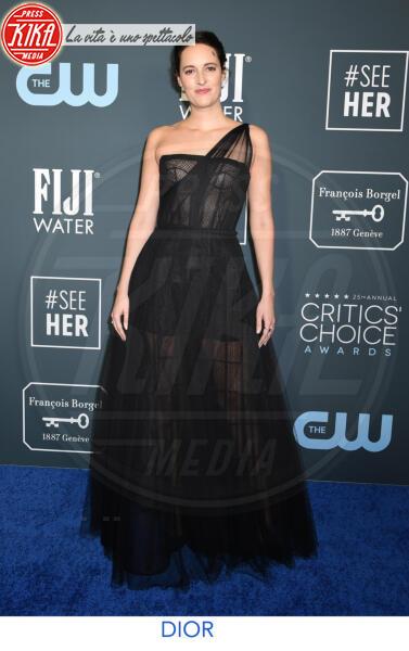 Phoebe Waller-Bridge - Santa Monica - 12-01-2020 - Critics' Choice Awards 2020: gli stilisti sul red carpet