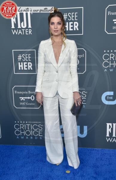 Annie Murphy - Santa Monica - 12-01-2020 - Critics' Choice Awards: Anne Hathaway, guardatela negli occhi!