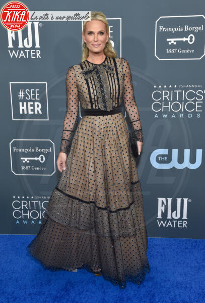 Molly Sims - Santa Monica - 12-01-2020 - Critics' Choice Awards: Anne Hathaway, guardatela negli occhi!