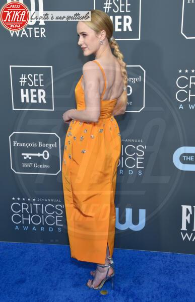Rachel Brosnahan - Santa Monica - 12-01-2020 - Critics' Choice Awards: Anne Hathaway, guardatela negli occhi!