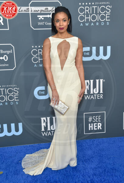 Susan Kelechi Watson - Santa Monica - 12-01-2020 - Critics' Choice Awards: Anne Hathaway, guardatela negli occhi!