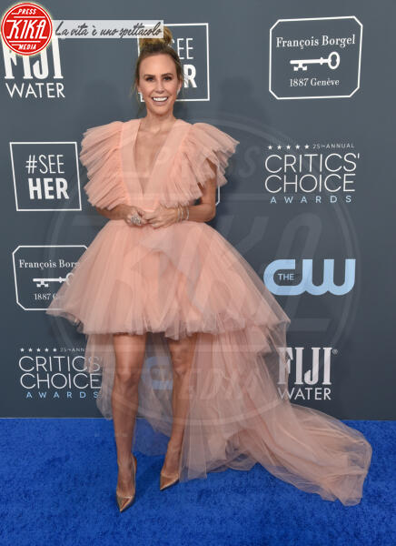 Keltie Knight - Santa Monica - 12-01-2020 - Critics' Choice Awards: Anne Hathaway, guardatela negli occhi!