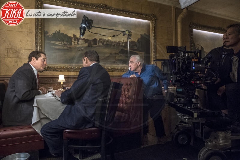The Irishman, Martin Scorsese, Joe Pesci, Robert De Niro - Hollywood - 13-01-2020 - Oscar 2020, ecco tutte le nomination