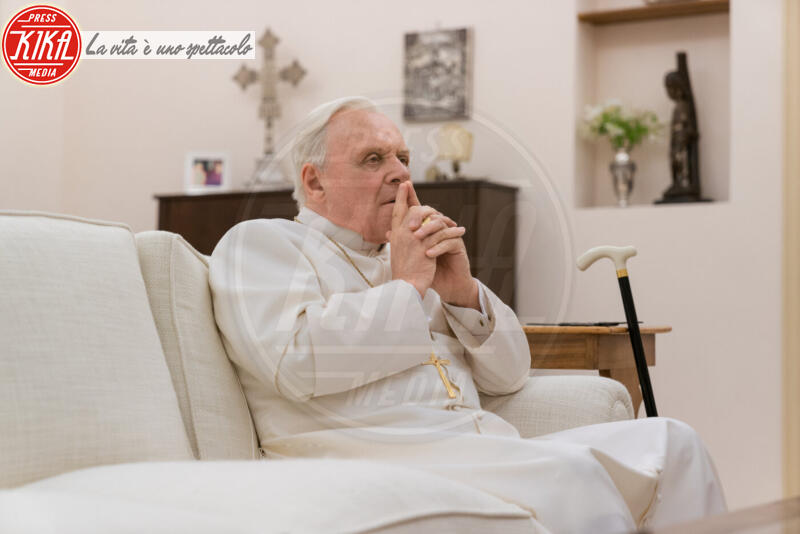 Two Popes, Anthony Hopkins - Hollywood - 13-01-2020 - Oscar 2020, ecco tutte le nomination