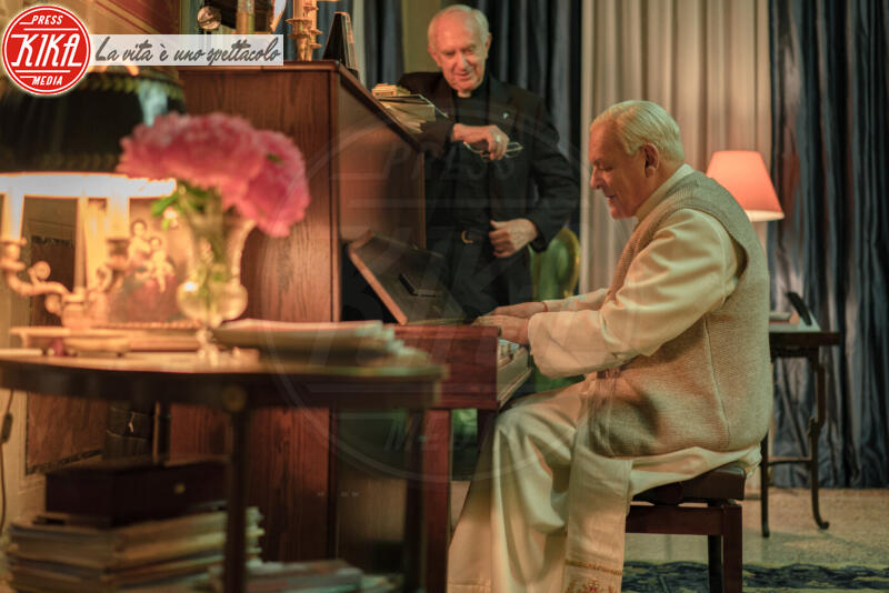 Two Popes, Jonathan Pryce, Anthony Hopkins - Hollywood - 13-01-2020 - Oscar 2020, ecco tutte le nomination
