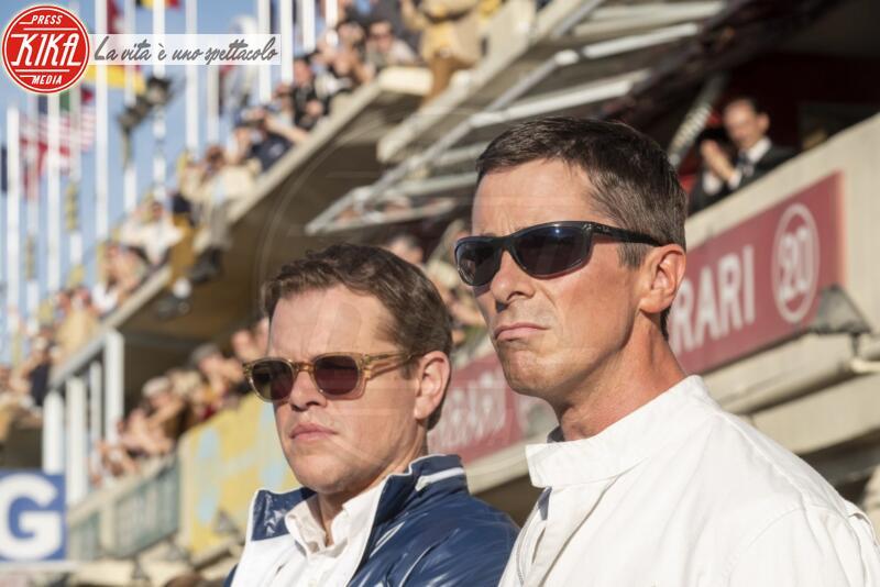 Ford v Ferrari, Christian Bale, Matt Damon - Hollywood - 13-01-2020 - Oscar 2020, ecco tutte le nomination