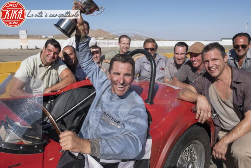 Ford v Ferrari, Christian Bale - Hollywood - 13-01-2020 - Oscar 2020, ecco tutte le nomination