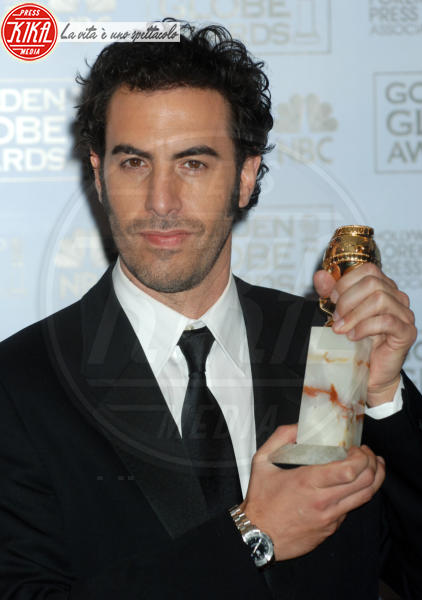 Sacha Baron Cohen - Beverly Hills - 15-01-2007 - Sacha Baron Cohen sara' Sherlock Holmes sul grande schermo