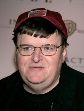 Michael Moore - Hollywood - 02-12-2004 - Archiviata la denuncia contro Moore
