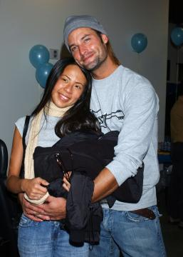 moglie, Josh Holloway - Beverly Hills - 04-12-2004 - Condannato a 30 anni il sequestratore di Josh Holloway e la moglie