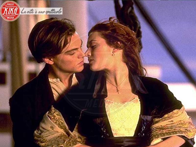 Kate Winslet, Leonardo DiCaprio - 06-07-2016 - San Valentino: i baci più belli del cinema