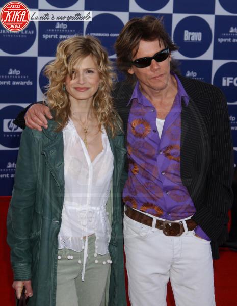 Kyra Sedgewick, Kevin Bacon - Santa Monica - 28-02-2004 - Tremors, nuova serie tv in arrivo. Ci sarà anche Kevin Bacon