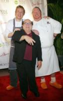 """Mario Batali, Jamie Oliver, Danny DeVito - Miami - 25-02-2008 - Jamie Oliver contro gli chef che """"urlano e imprecano"""""""