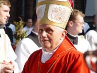 Papa Benedetto XVI - 27-02-2008 - Papa Benedetto XVI leggerà la bibbia a Domenica In