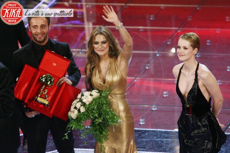 Giò Di Tonno, Lola Ponce - Sanremo - 02-03-2008 - Sanremo, i vincitori degli ultimi 15 anni