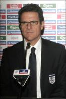Fabio Capello - Parigi - 24-03-2008 - Fabio Capello è tra gli uomini più eleganti del mondo