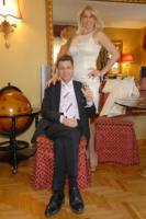 Milly d 39 abbraccio insieme a riccardo schicchi foto - Diva futura roma ...