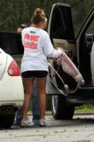 Jamie Lynn Spears - Kentwood - 31-03-2008 - La sorella di Britney Spears e' mamma a 17 anni