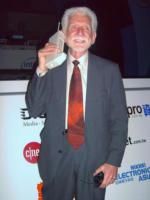 Martin Cooper - 08-04-2008 - Mikhail Gorbacev annuncia i candidati al premio Uomini che hanno cambiato il mondo