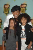 Jaden Smith, Willow Smith, Will Smith - Los Angeles - 29-03-2008 - Willow Smith prende la strada dell'attivismo