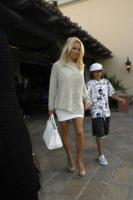 """figlio, Pamela Anderson - Malibu - 18-04-2008 - """"Pam: spirito libero"""": un reality su misura per la Anderson"""