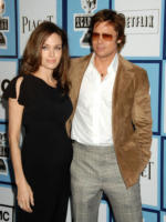 Angelina Jolie, Brad Pitt - Santa Monica - 23-02-2008 - Gemelli costosi per Angelina Jolie e Brad Pitt