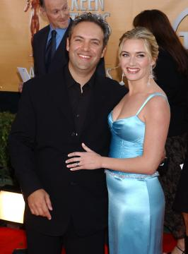 Sam Mendes, Kate Winslet - Los Angeles - 05-02-2005 - Non c'è due senza tre... star dal SI' facile