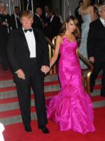 Melania Knauss, Donald Trump - New York - 05-05-2008 - Donald Trump sarà il prossimo Presidente Usa?