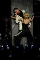 Madonna, Justin Timberlake - New York - 02-05-2008 - Madonna sconvolge il pubblico con le parolacce