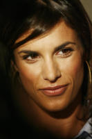 Elisabetta Canalis - Milano - 10-04-2008 - Elisabetta Canalis svela il mistero a Controcampo