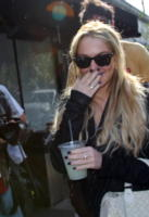 Lindsay Lohan - Beverly Hills - 15-04-2008 - Lindsay Lohan perde due contratti per la sua negligenza