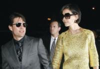 Katie Holmes, Tom Cruise - Santa Monica - 20-04-2008 - Tom Cruise sta cercando di conquistare il padre di Katie Holmes