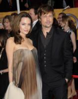 Angelina Jolie, Brad Pitt - Los Angeles - 27-01-2008 - Angelina Jolie conferma: Aspetto due gemelli