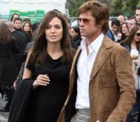Angelina Jolie, Brad Pitt - Santa Monica - 24-02-2008 - Angelina Jolie conferma: Aspetto due gemelli