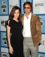 Angelina Jolie, Brad Pitt - Santa Monica - 23-02-2008 - Angelina Jolie conferma: Aspetto due gemelli