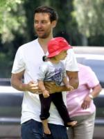 Tobey Maguire - Beverly Hills - 16-05-2008 - Le star di Hollywood in tv contro il cancro