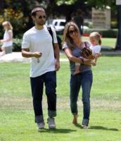 Jennifer Meyer, Tobey Maguire - Beverly Hills - 15-05-2008 - Tobey Maguire sarà di nuovo papà